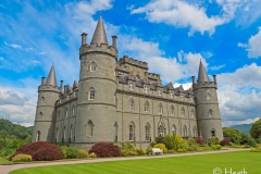 Inveraray Castle, Scotland