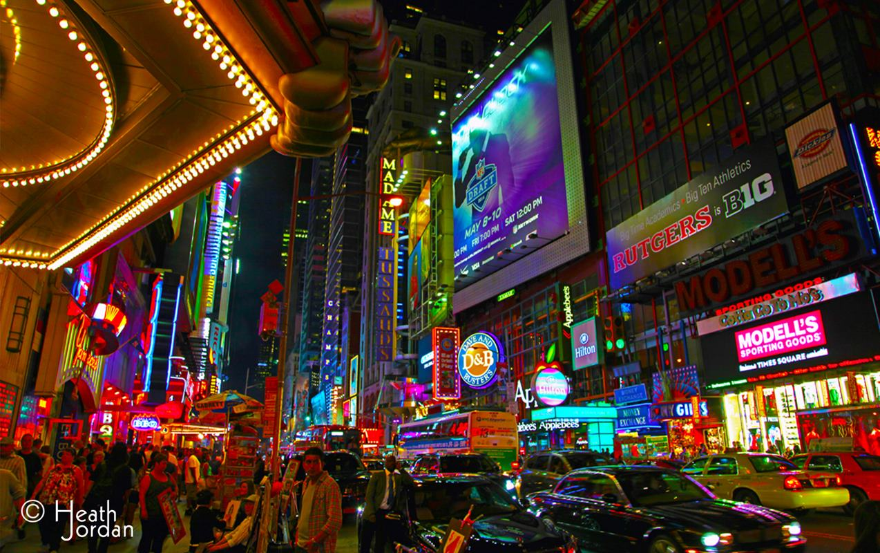 New-York-City-West-42nd-Street-Times-Square
