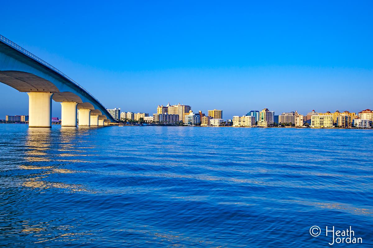 Sarasota Bay Skyline