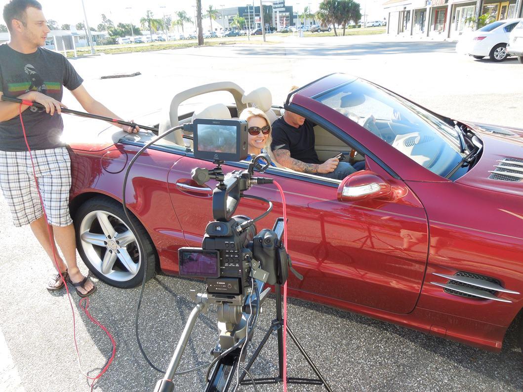 Video Production DSCN4473