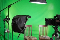 Video Production green-screen