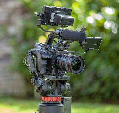 Sony FS5 in 2019